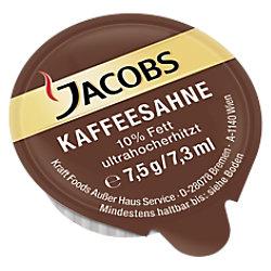 Jacobs Kaffeesahne 10 % 240 Stück à 7.5 g 764720