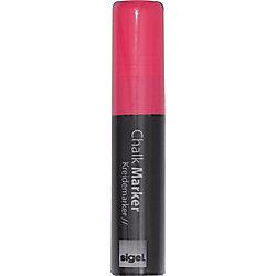 Sigel Kreidemarker/GL172, pink, abwischbar, 5-15 mm