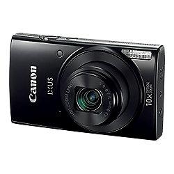 Canon Digitalkamera IXUS 190 Schwarz 20 Megapixel 1794C001