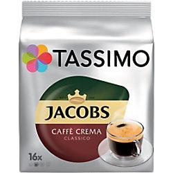 Tassimo Crema Classico Kaffeekapseln 16 Stück à 7 g 4031510
