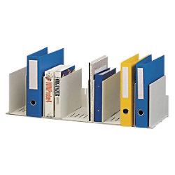 Paperflow Buchstütze Grau 80,2 x 27,5 x 21 cm 4932.02