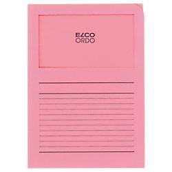 Elco Organisationsmappen DIN A4 Pink 120 g/m² Papier 100 Stück 29489.51