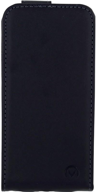 MOBILIZE Flip Case für Apple iPhone 5/5S/SE  Schwarz