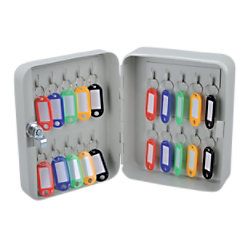 Office Depot Schlüsselkasten 160 x 80 x 200 mm 20 Haken 4051666
