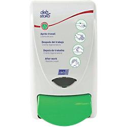 Deb Hautpflegemittelspender Wandmontage Grün, Weiß 1 Liter RES1LDSMD