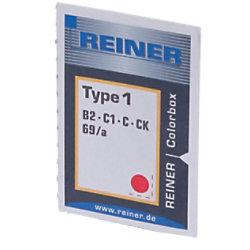 REINER Stempelkissen Rot 1011653