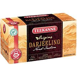 TEEKANNE Orginal Darjeeling Schwarzer Tee 20 Stück à 1.75 g 209823