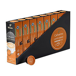 Tchibo Cafissimo Caffè Crema vollmundig Kaffeekapseln 80 Stück à 7.6 g 483508