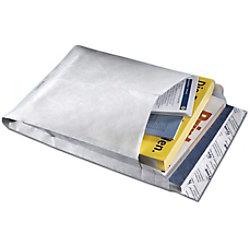 Tyvek Versandtaschen EB4 55 g/m² Weiß Ohne Fenster Abziehstreifen 262 x 371 mm 100 Stück 757424