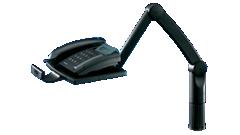 Telefoonarm