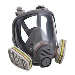 3M Atemschutzmaske Vollmasken 6800S EN136