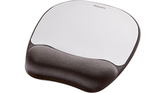 Mousepad mit Handgelenkauflage