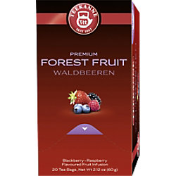 TEEKANNE Waldfrüchte Tee 20 Stück à 1.75 g 6255