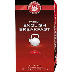 TEEKANNE English Breakfast Schwarzer Tee 20 Stück à 1.75 g 6243