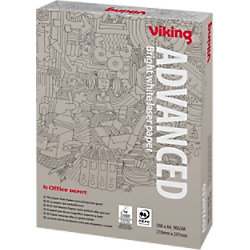 Viking Advanced Kopier-/ Druckerpapier DIN A4 90 g/m² Weiß 500 Blatt 5322789