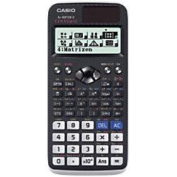 Casio Wissenschaftlicher Taschenrechner FX-991DE X Schwarz FX-991DEX