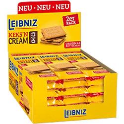 Leibniz Kekse Keks'n Cream Choco 18 Stück à 38 g 36700