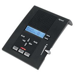 Tiptel Anrufbeantworter 309 Clip Schwarz 1068410