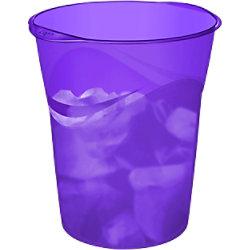 CEP Papierkorb Happy Violett 14L Polypropylen 30,5 x 29 x 33,4 cm 1002800771