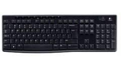 Draadloos Tastatur