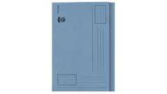 Square Cut Folder