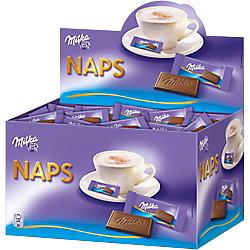 Milka Schokolade Naps Mix 207 Stück à 4.6 g 962559