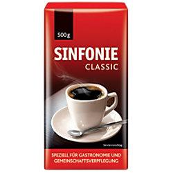 Sinfonie Filterkaffee Sinfonie klassisch, gemahlen 500 g 971462