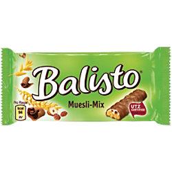 Balisto Schokoriegel Muesli-Mix 20 Stück à 37 g 418580