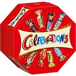 Celebrations Schokoriegel 186 g 845625