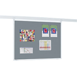 Legamaster Legaline Professional Pinnwand Filz Non-Magnetisch 123 x 90 cm 7-301654