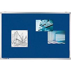 Legamaster Pinnwand Blau 120 x 90 cm 7-140554