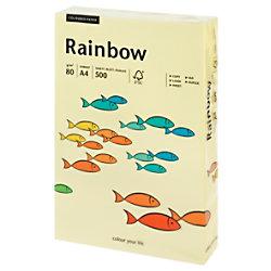 Xeroffset Rainbow Kopier-/ Druckerpapier DIN A4 80 g/m² Gelb 12 500 Blatt 88002279