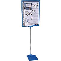 Franken Preisständer/ PSM A3 03, DIN A3, blau