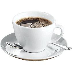 Esmeyer Kaffeetassen Bistro 433-132, weiß Inh. 6 Stück