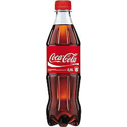 Coca-Cola Limonade 12 Flaschen à 500 ml EINWEG 201135