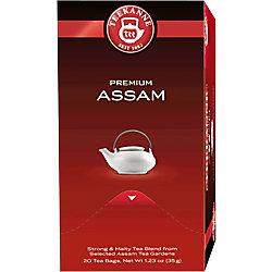 TEEKANNE Assam Schwarzer Tee 20 Stück à 1.75 g 6244