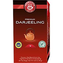 TEEKANNE Darjeeling 6247 Schwarzer Tee 20 Stück à 1.75 g 168164