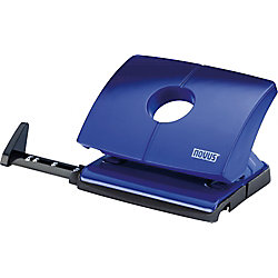 Novus Locher B216 Blau 16 Blatt 2-fach Lochung 025-0300