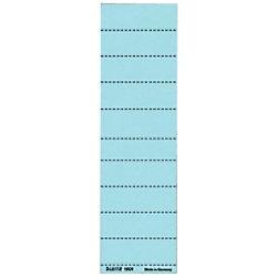 Leitz Beschriftungsschilder/1901-00-35, blau, 60x21mm, Inh. 100 Stück