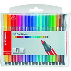 Stabilo Pen 68, Fasermaler/68-16, smaragdgrün hell, 1 mm