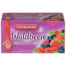 TEEKANNE Waldbeere Tee 20 Stück à 2.5 g 6606