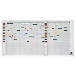 magnetoplan Plantafel Urlaubsplaner Spezial 150 x 100 cm 3703055
