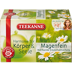TEEKANNE Magenfein Kräuter Tee 20 Stück à 2 g 4912