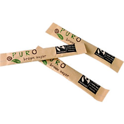 Puro Rohrzucker Sticks 530897 1000 Stück à 3 g