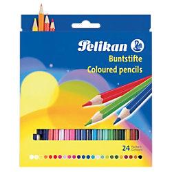Pelikan Buntstifte BS24LN Farbig sortiert 24 Stück 724013