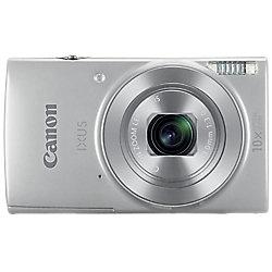 Canon Digitalkamera IXUS 190 Silber 20 Megapixel 1797C001