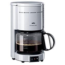Braun Kaffeeautomat KF 47/1 ws 0X64069719