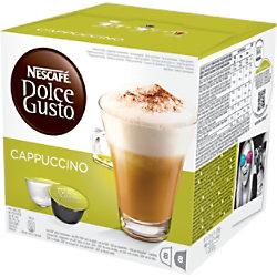 Nescafé Dolce Gusto Cappuccino Kaffeekapseln 8 Stück à 25 g 179698