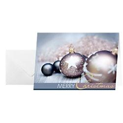 Sigel-Weihnachtskarten DS024 A6 220 g/m² Weiß 25 Stück