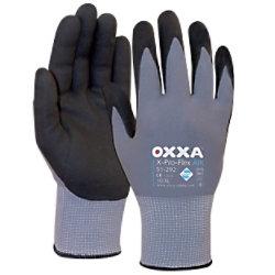 Oxxa Handschuhe X-Pro-Flex Air Polyurethan Größe XL Schwarz, Grau 2 Stück 15129210